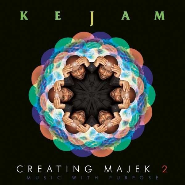 KEJAM - CREATING MAJEK 2 / 7'' PICTURE SLEEVE